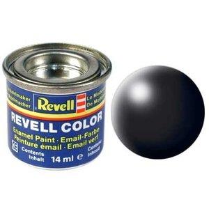 Revell Revell Email Verf 14 ml nr 302 zwart zijdemat