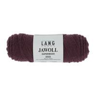 Lang Yarns Jawoll 50 gram Donkerpaars nr 390