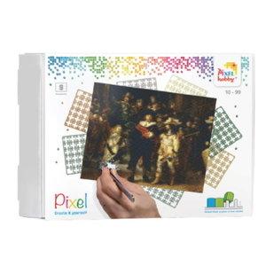 PixelHobby Pixelhobby patroon De Nachtwacht