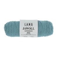 Lang Yarns Jawoll 50 gram licht petrol nr 388 Kopen