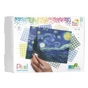 PixelHobby Pixelhobby Geschenkverpakking Starry Night van Gogh