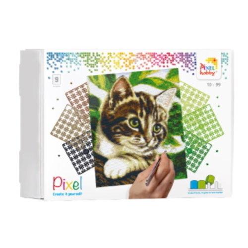 PixelHobby Pixelhobby Geschenkverpakking Poes 90048