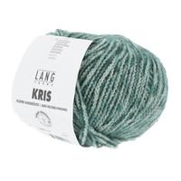 Lang Yarns Kris 50 gram nr 0009 Groen