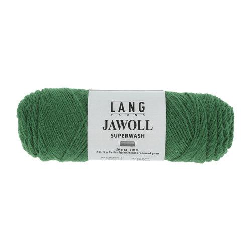 Lang Yarns Lang Yarns Jawoll 50 gram dark green nr 317