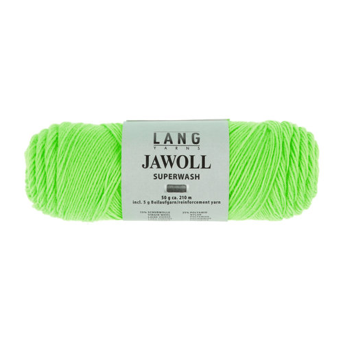 Lang Yarns Lang Yarns Jawoll 50 gram green neon nr 316