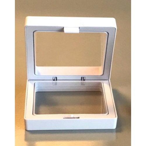 Display Box wit 7  x 7 cm
