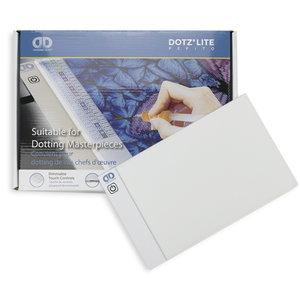 Diamond Dotz Diamond Dotz Lichtbak, Lightpad 24 x 15 cm