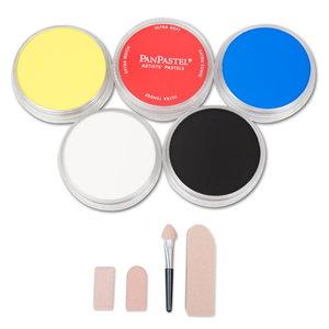 PanPastel PanPastel Kleurset 5 Primaire Kleuren