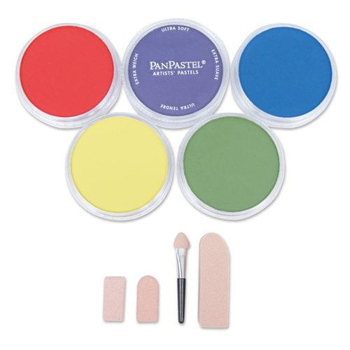 PanPastel PanPastel Kleurset Shades 5 kleuren