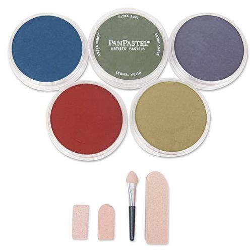 PanPastel PanPastel Kleurset Extra Dark 5 kleuren