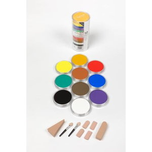 PanPastel PanPastel Kleurset 10 kleuren Painting Set