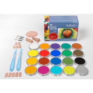 PanPastel PanPastel Painting Set met 20 Pure Kleuren