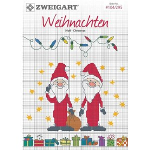 Zweigart Zweigart Borduurboekje Kerst 104-295