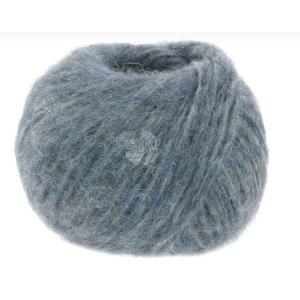 Lana Grossa Lana Grossa Alpaca Moda 50 gram nr 8 Jeans Blauw