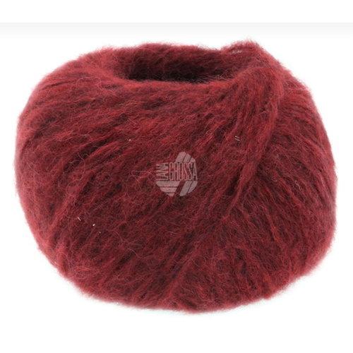 Lana Grossa Lana Grossa Alpaca Moda 50 gram nr 10 Donkerrood