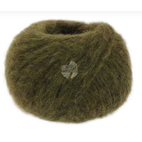 Lana Grossa Lana Grossa Alpaca Moda 50 gram nr 14 Olijfbruin