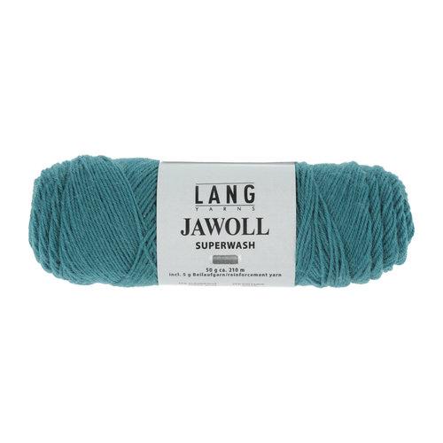 Lang Yarns Lang Yarns Jawoll 50 gram petrol nr 188