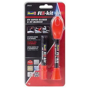 Revell Revell Fix-Kit Superlijm UV Marker