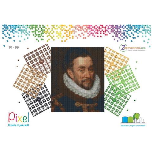 PixelHobby Pixelhobby Patroon 5636 Willem van Oranje