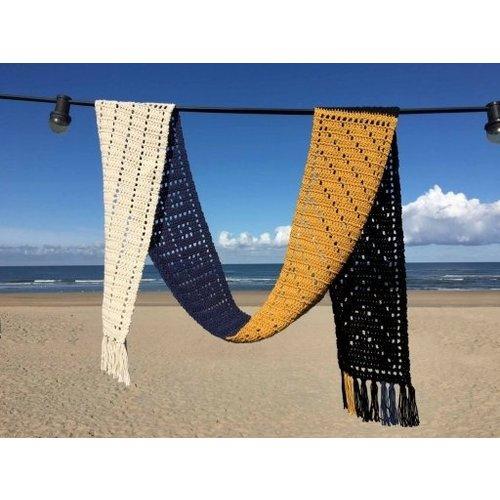 Durable Haakpakket Durable Double 4 shawl met gratis patroon