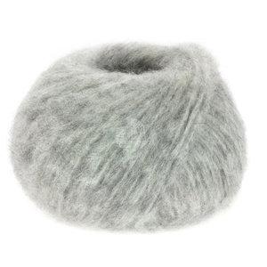 Lana Grossa Lana Grossa Alpaca Moda 50 gram nr 4 Lichtgrijs