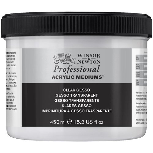 Winsor & Newton Winsor & Newton Professional Clear Gesso