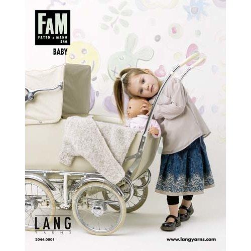 Lang Yarns Lang Yarns Fam Fatto a Mano 240 Baby