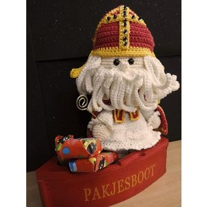 Funny's Haken Haakpakket Funny Sinterklaas