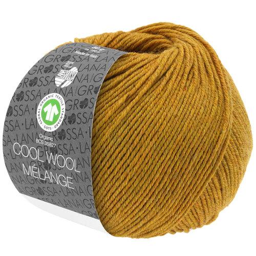Lana Grossa Lana Grossa Cool Wool Mélange Gots Amber 50 gram nr 14