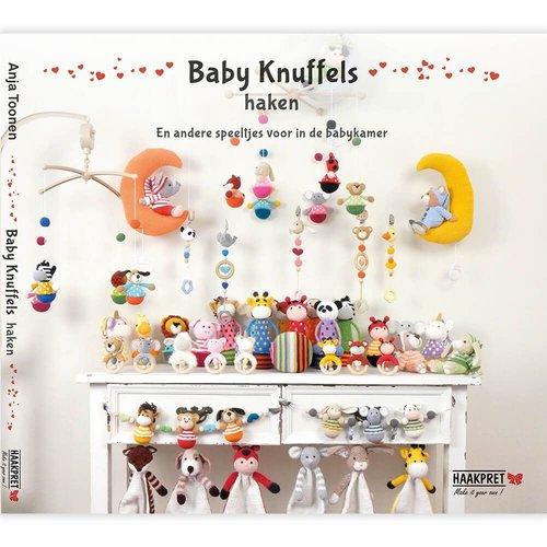 Haakboek Baby Knuffels Haken met Anja Toonen