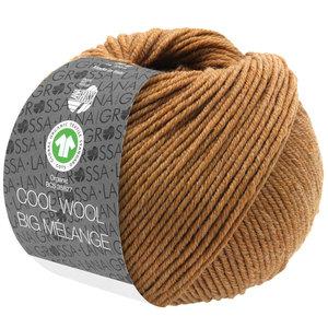 Lana Grossa Lana Grossa Cool Wool Big Mélange Gots Karamel nr 230