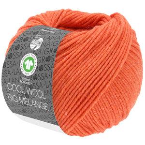 Lana Grossa Lana Grossa Cool Wool Big Mélange Gots Koraal nr 228