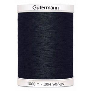 Gutermann Gutermann Allesnaaigaren 1000 meter nr 000 Zwart