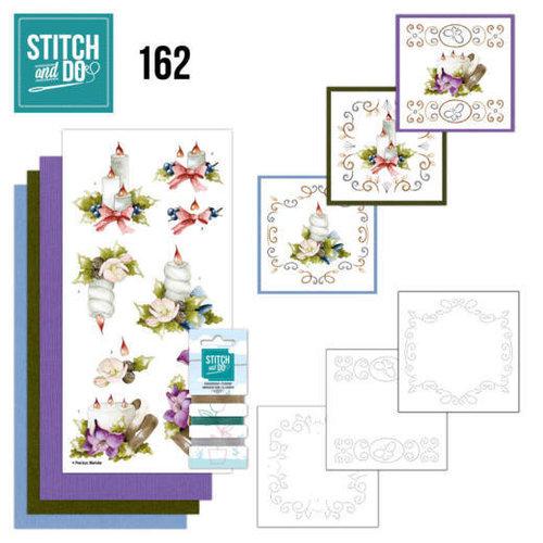 Stitch and Do  Stitch and Do 162 - Precious Marieke - Christmas Arrangement