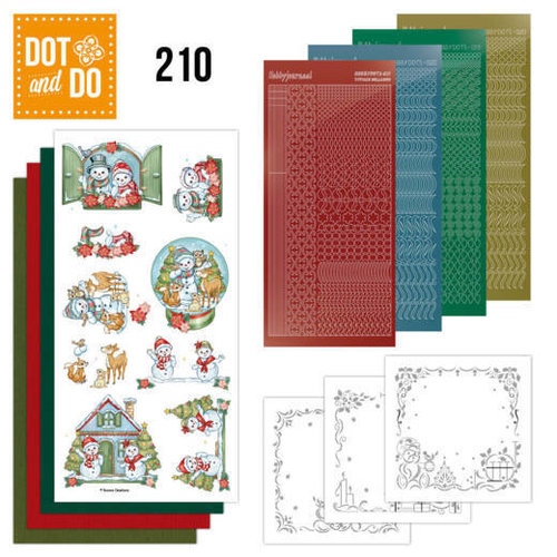 Dot and Do Dot and Do 210 - Yvonne Creations - Christmas Home