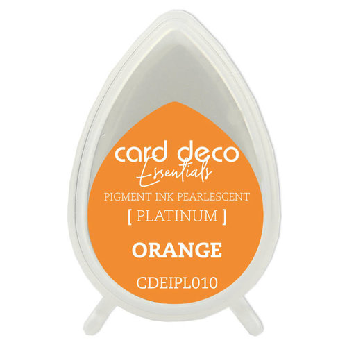 Card Deco Card Deco Essentials Fast-Drying Pigment Ink Pearlescent Orange