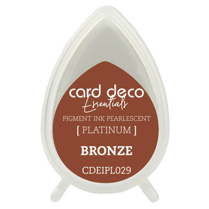Card Deco Card Deco Essentials Fast-Drying Pigment Ink Pearlescent Bronze