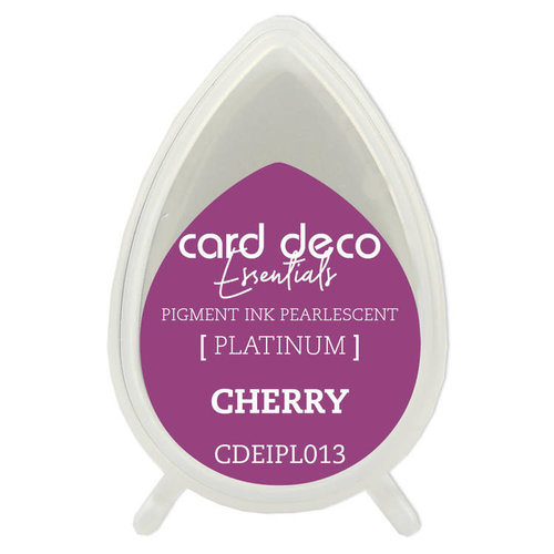 Card Deco Card Deco Essentials Fast-Drying Pigment Ink Pearlescent Cherry