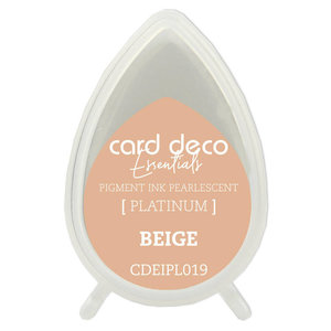 Card Deco Card Deco Essentials Fast-Drying Pigment Ink Pearlescent Beige