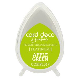 Card Deco Card Deco Essentials Fast-Drying Pigment Ink Pearlescent Apple Green - Copy