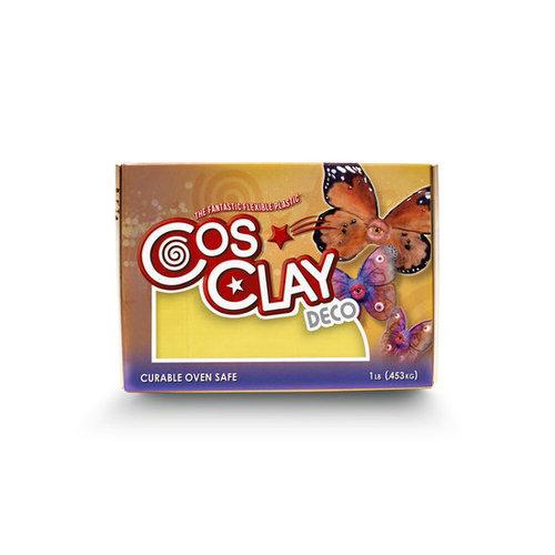 CosClay Cosclay Deco Yellow