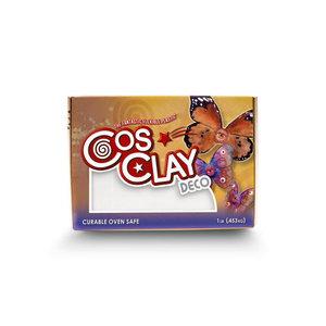 CosClay Cosclay Deco White