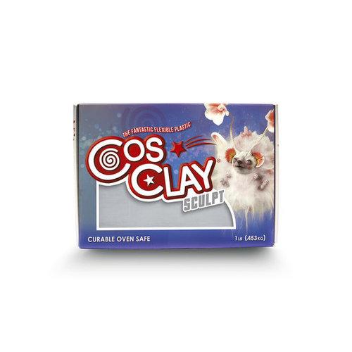 CosClay Cosclay Sculpt Gray Medium Firm