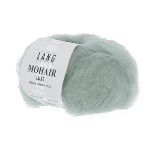 Lang Yarns Lang Yarns Mohair Luxe nr 92  Alsem groen