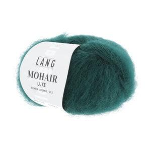 Lang Yarns Lang Yarns Mohair Luxe nr 218 Groen