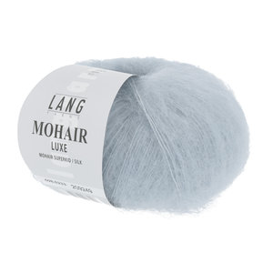 Lang Yarns Lang Yarns Mohair Luxe nr 233 zachtblauw