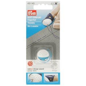 Prym Prym Vingerhoed Ergonomisch XL Blauw