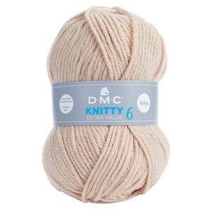 DMC DMC Knitty 6 100 gram nr 936 Zand