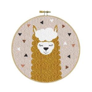 Restyle Punchpakket Alpaca Bruin 17,8 cm