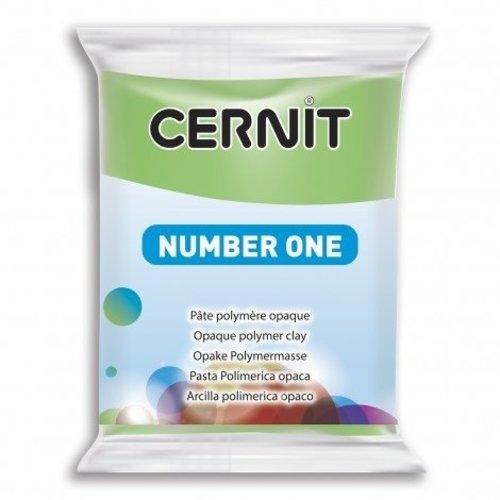 Cernit Cernit Nr 1 56 gram Lichtgroen 611